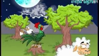 Humortadela - Piada Animada - Encontre a Ovelha Negra