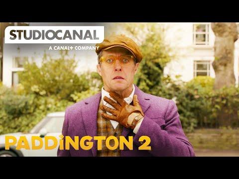 Paddington 2 (Featurette 'Phoenix Buchanan/Hugh Grant')