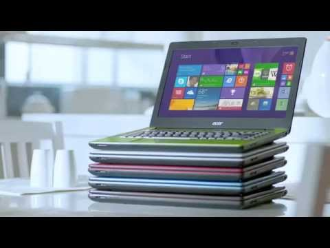Acer Aspire E Series Concept Story