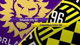 Orlando City Empata 1 a 1 Frente a Columbus Crew SC Frente a 25.527 Aficionados
