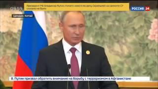 """Владимир Путин: Россия не выходила из """"большой восьмёрки"""""""