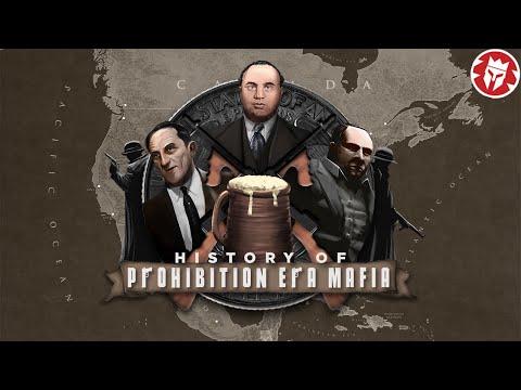 The History of the American Mafia