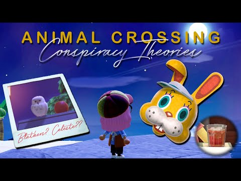 The Wild World Of Animal Crossing Conspiracy Theories