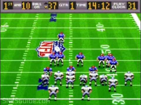 Madden NFL '94 NOE/UKV/EUR
