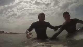 preview picture of video 'Surf Trip Quequén - Noviembre 2014 - La Ola Madre'