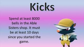 Animal Crossing New Leaf - Shops Guide