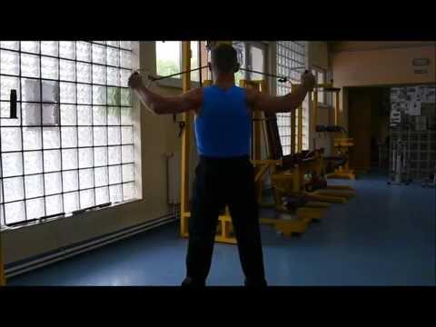 Siła mięśni naramiennych