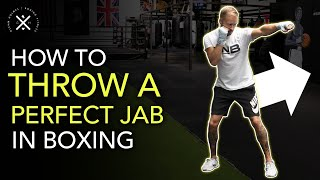 Video: Perfecting The Jab