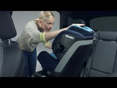 Recaro Zero 1 Elite Installation