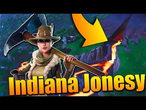 UTÍKÁM Z CHRÁMU INDIANA JONESYHO!