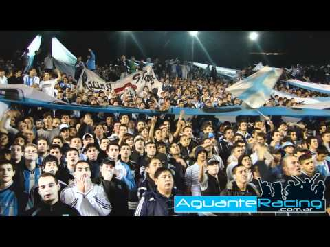 """Racing Club - La Guardia Imperial vs NOB CL11"" Barra: La Guardia Imperial • Club: Racing Club • País: Argentina"
