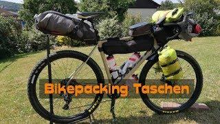 Bikepacking Taschen | MTBTravelGirl