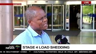 Khulu Phasiwe Explains Eskom's Reason To Load Shed