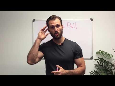 Push vs. Pull Motivation