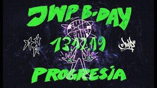JWP B-DAY   Warszawa 13.12.2019 - zapowiedź