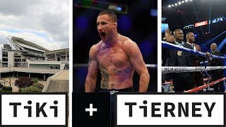 NFL revenue, UFC 249, Tyson V. Holyfield 3 and NCAA Basketball stats  |  Tiki and Tierney