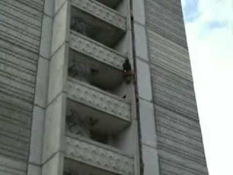 """Тверь. Московские руферы на """"Рюмке"""" видео"""