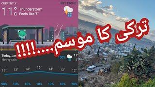 Turkey Weather || Turkey Life || Turkey 2021 || Urdu