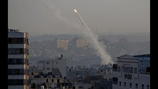 video: Palestinians fire rockets after Israel assassinates Islamic Jihad commander in Gaza