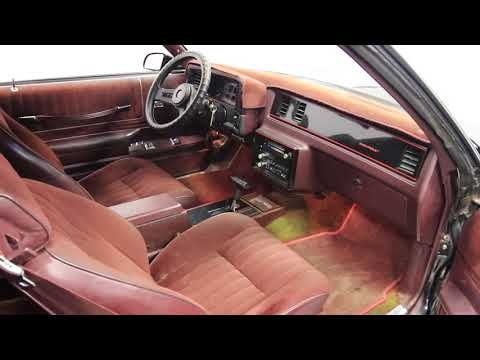 Video of '88 Monte Carlo SS - MOAB