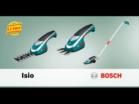 Bosch-Akku-Grasschere Isio