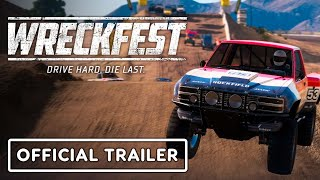 Wreckfest - Official Tournament Update and Off-Road Car Pack Trailer by GameTrailers
