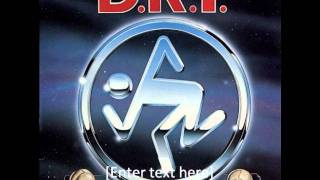 D.R.I. - Redline