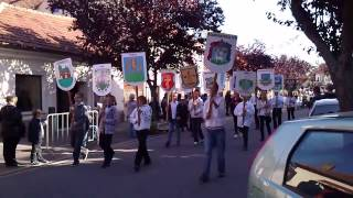 preview picture of video 'Tokaj Szüreti napok 2013.10.05'