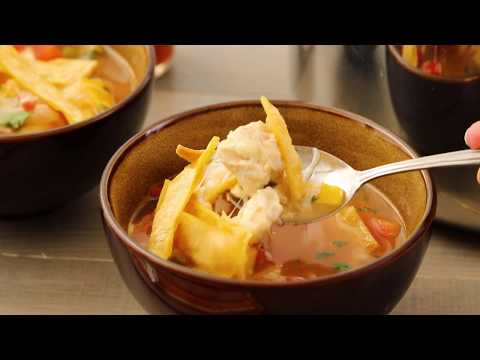 How to Make Chicken Tortilla Soup   EatingWell