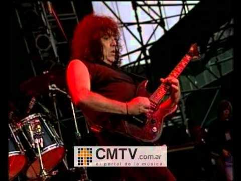 Riff video Reza duro - Monster of Rock 1997