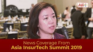 WATCH: Chubb's Jeanette Lim on using technology to improve your agency force