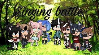 Gacha life singing battle boys vs. girls