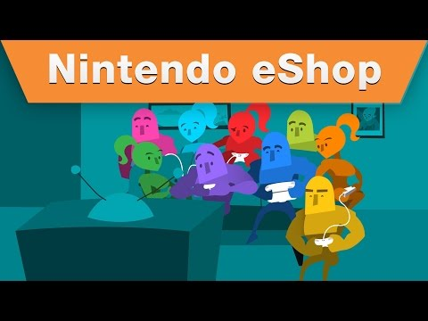Nintendo eShop - Runbow Launch Trailer thumbnail