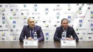 Пресс-конференция после матчей «Алтай Торпедо - Кулагер»