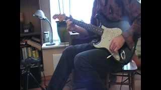 1964 Abigail Ybarra Pickups VS 2008 Abby Pickups (Left Handed VS Right Handed) Fender Stratocaster