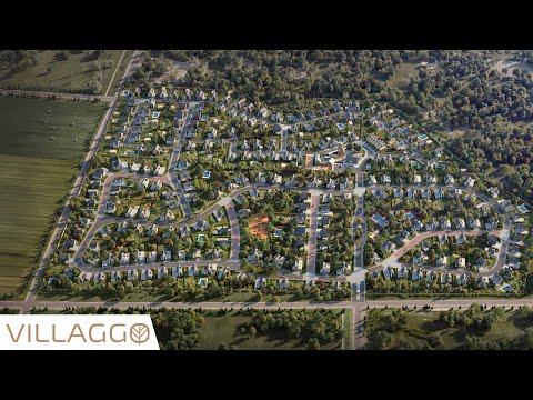 Котеджне містечко VILLAGGO