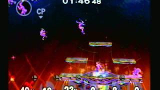 Super Smash Brothers: Melee - 2001 - MMM: 100-Man Melee (Falco Unlock)