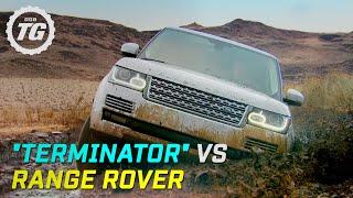"""Terminator"" Vs Range Rover | TerraMax | Top Gear | Series 19 | BBC"