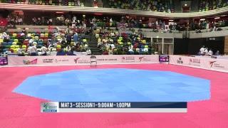 World Para Taekwando Championships - Mat 3