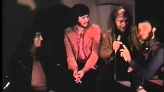 Don Pietro Talks to The Bee Gees - 1972