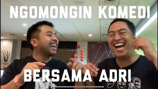Video NGOMONGIN KOMEDI bersama ADRI MP3, 3GP, MP4, WEBM, AVI, FLV Agustus 2019