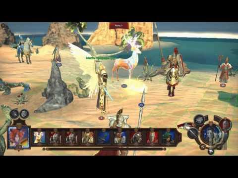 Игра герои меча и магии 6 видео прохождение