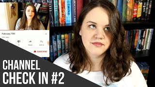Channel Check In #2 | Reacting to Old Book Hauls & TBRs