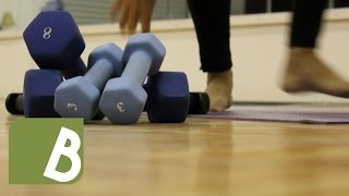 30 minute Barre workout by AlignFitnessPilates&Barre