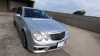 Look at this very cool 2007 Mercedes Benz E63 AMG from the Japanese Car Auctions. Ready for Export.