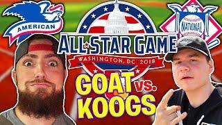 AMAZING 2018 ALL- STAR GAME vs. KOOGS46! MLB The Show 18 | Diamond Dynasty