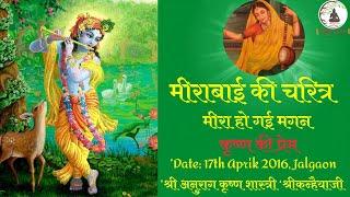 Meera Charitra By Bhagwatkinkar Anurag Krishna Shastriji Part 7