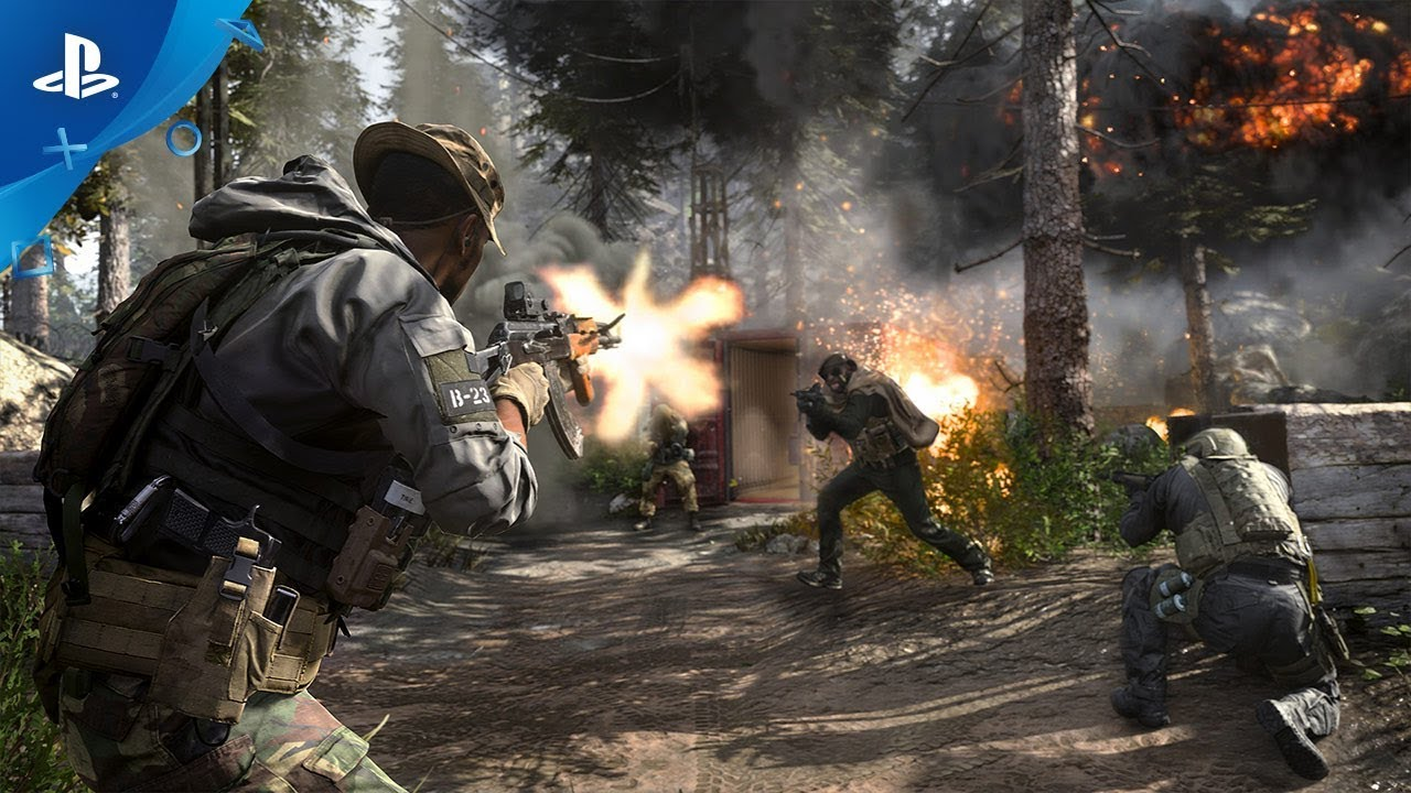 Testando o Multiplayer Refinado e Intenso de Call of Duty: Modern Warfare