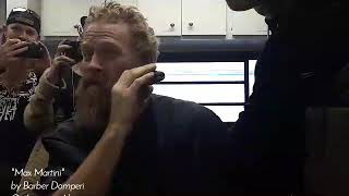 Max Martini on Set (TimeLapse)