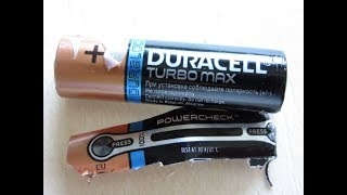 HOW Duracell Powercheck work ?